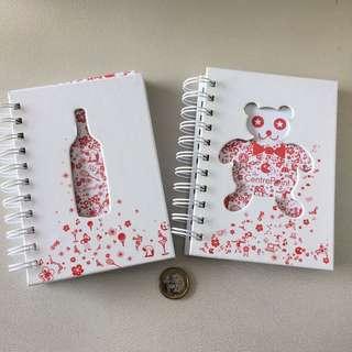 2 Spiral Notebook