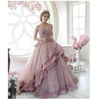 Evening Gown, Wedding gown