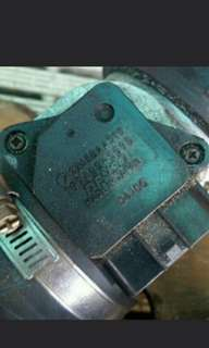 2002-2007 GD Hawkeye Subaru Impreza Wrx STI Mass Airflow Sensor Aka MAF