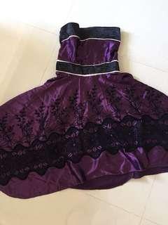 Party tube Dress