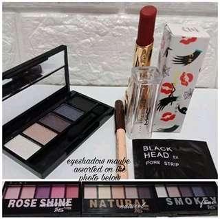 Make Up Bundle (CLASS A)