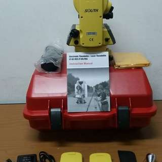 "Info Jual@ Theodolite SOUTH ET-02 (2"") Tlp.0813 8067 3290"