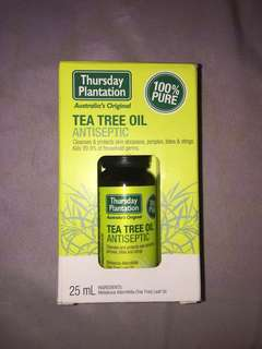 Thursday Plantation Tea Tree Oil (25 mL)