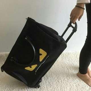 Travel bags monster