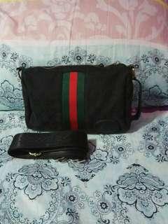 [PRELOVE] Gucci 2-Way Bag.