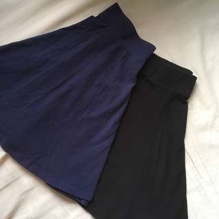 Cotton circle skirt size 6