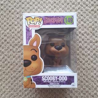 Scooby Doo Funko Pop Vinyl Figure