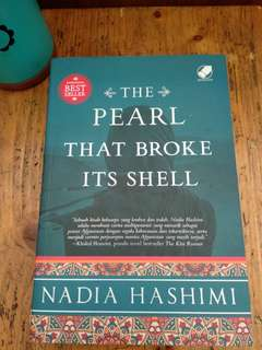"Novel : "" The Pearl That Broke Its Shell"""