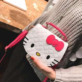 Kids Sling Bag Hello Kitty