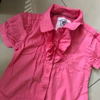 Hush puppies 1t blouse