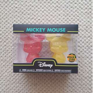 Funko Disney Mickey Mouse Red & Yellow Mini Hikari Vinyl Figure 2-Pack