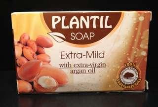Plantil Soap Extra Mild with Argan Oil