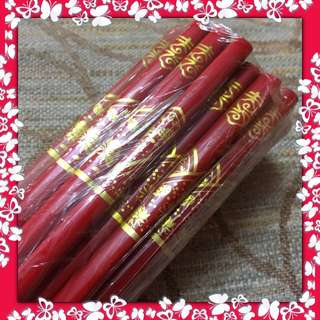 20pairs Tinghun chinese engagement double happiness red chopsticks