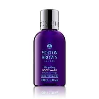【Last Bottle】Molton Brown Ylang-Ylang Body Wash 100ml