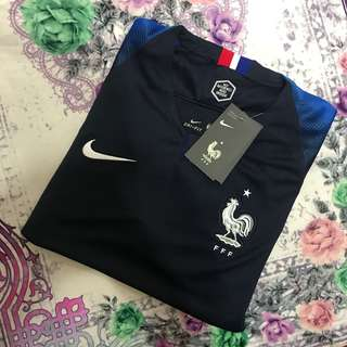 [PREORDER] France 2018 World Cup Jersey