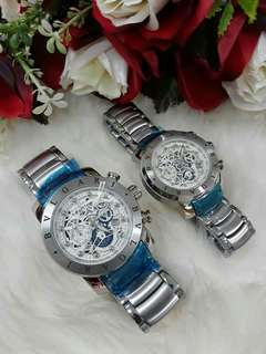 BuLGARi Couple  Watch