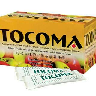 TOCOMA colon cleansing