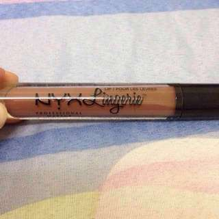 NYX (#Teddy) Lip Lingerie Liquid Lipstick (reduced price)