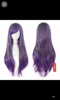 Purple Wig Brand new