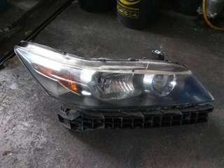 Honda Stream Normal Headlamp