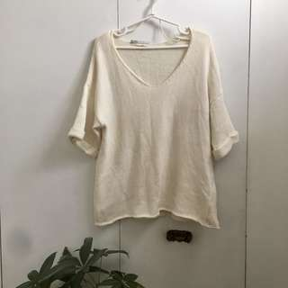Noisy May knit t-shirt size M