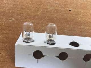 Bosch Bulb T10 12v 5w