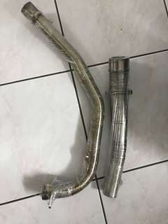 Piping Honda RS150i Stainless Steel (URGENT)
