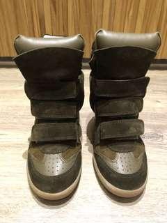 Isabel Marant 高筒球鞋