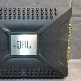 JBL 2 channel amplifier