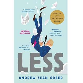 Less by Andrew Sean Greer - EBOOK