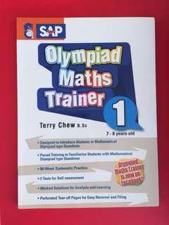 Olympiad Maths Trainer