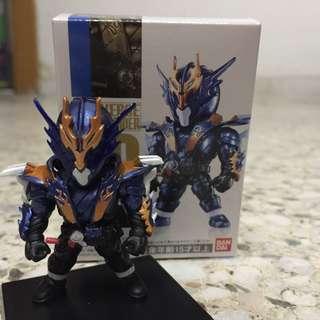 Converge Kamen Rider Cross-Z in KR Build