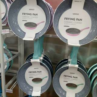 Miniso frying pan (with ceramic coated)