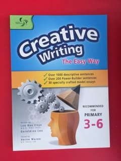 [NEW] Creative Writing The Easy Way Recommended for Primary 3-6
