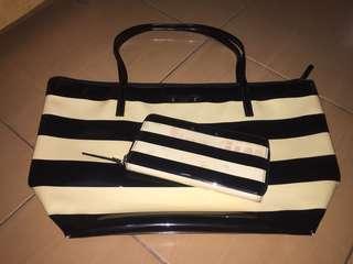 Authentic Kate Spade Bag & Wallet