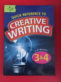 [NEW] Quick Reference to Creative Writing (Primary 3&4)