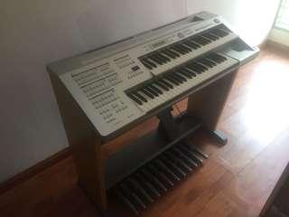 Yamaha Digital Piano Electone Organ