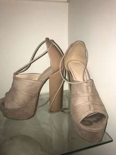 REDUCED PRICE Heels from Australian boutique