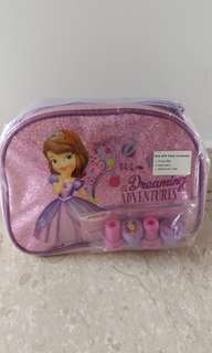Children's bag and stationery set