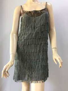 Studio Fringe Dress