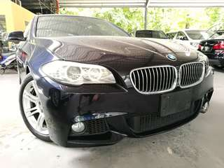 UNREGISTERED~ BMW 523I 2.0 (A) M-SPORT ~ Year 2013