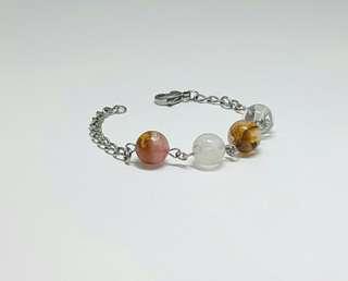 Tourmaline Quartz Bracelet