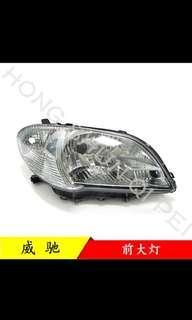 Toyota vios NCP42 headlight