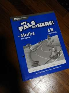 Primary 6 Workbook 6B My Pals Are Here!