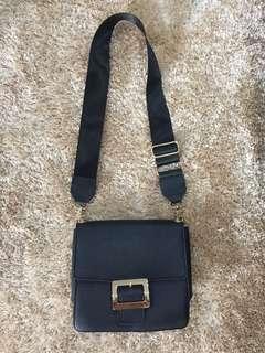 Penshoppe Black Sling Bag