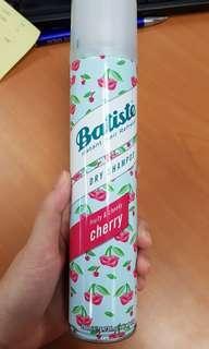 Batiste Dry Shampoo 200ml (fruity and cheeky cherry)