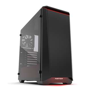 PHANTEKS Eclipse P400S Mid Tower Tempered Glass Chassis