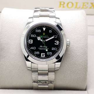 ROLEX AIR KING EXCLUSIVE