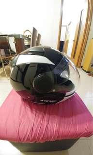 全新 電單車 頭盔