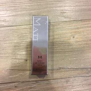 出清 全新 MISSHA 霧感胭脂唇膏 MBR01 楓糖拿鐵 唇膏 乾燥玫瑰色 MLBB色